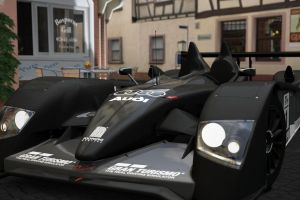 audi R10 stealth GT5 by daz1200