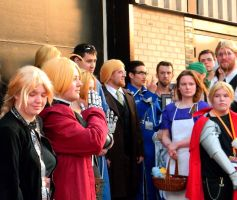 Edward and Hohenheim - ACen 2013 by EndOfGreatness