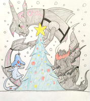 PKMNation:: A Legendary Christmas! by Dianamond