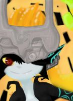 Midna by Saphire-Rayne