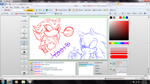 iScribble fun XD 11 by DarkHakumaru