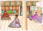 Korean Indoor Scene 5 by mr-macd