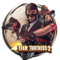 Team Fortress 2 Icon by Troublem4ker
