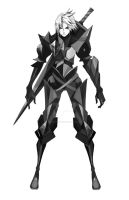 Black Knight by Rousteinire