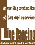 linedancePoster by BakFanLin