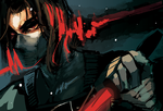 Captain America -Winter Soldier WIP- by lightning-seal
