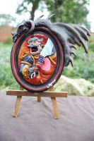 Leeroy Jenkins sculpture by AntonioBalicevic