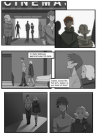 Crow Page 1 by WhiteFoxCub