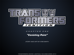 Transformers: IGNITION - Page 1 by KrisSmithDW