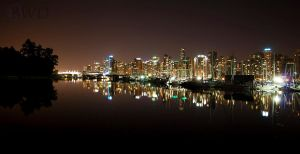 Vancouver Sleeps by bcdirector