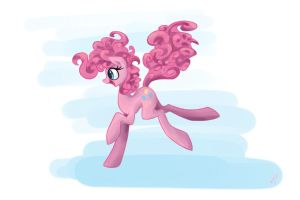 Quick color Pinkie Pie by lightf4lls