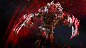 DOTA2 WORKSHOP _Bloodseeker Vae Victus Set by vinrylgrave