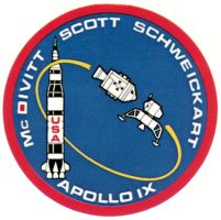 Apollo 9 Patch by GeneralTate