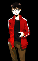 Kagerou Project : Shintaro by iMii-s