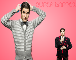 Blaine Anderson Wallpaper by TwilightCullenette