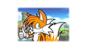 SA Tails Wallpaper by angus