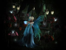 Creating The Magic Garden by x-bossie-boots-x
