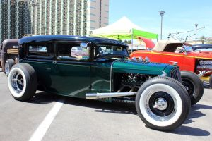 Terrific Looking Two Toned Hot Rod by DrivenByChaos