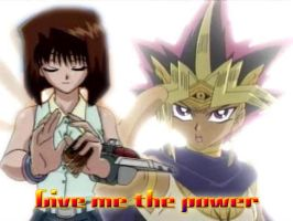 Give me the power Yami by YamiAnzu39