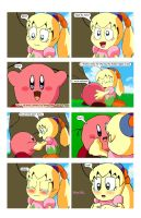 Kirby WoA Page 136 by KingAsylus91