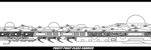 Profit Point Class Carrier by Lineartbob