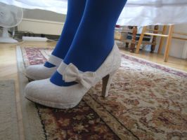 wedding Shoes by Roosier