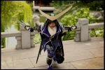 Basara: Are You Ready Guys? by christie-cosplay