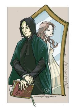 Severus And Lily by Robbertopoli