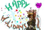 Happy Holidays! by hhiste