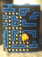 [Prototype] Pacman Theme Box - Clyde Panel by AprilMoonshine