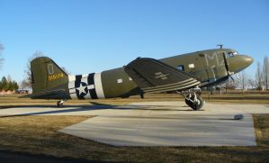 Fairchild Airpark C-47 by F16CrewChief