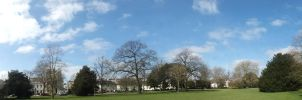 Panorama, Cheltenham. by Clangston