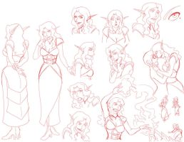FS: Bianca ReDesign by neo-dragon