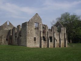 Netley Abbey May 2011 01 by LadyxBoleyn
