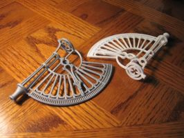 3d Printed Astrolabe by IMVU-Whystler