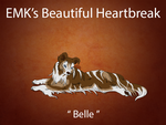 EMK's Beautiful Heartbreak Puppy Ref by EhwazMaddoxKennels
