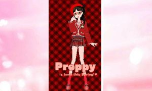 Preppy is book the Spring by pink14ify