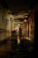 Silent Hill Hospital by Madreblu