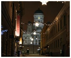 Christmas in Helsinki III by xuvi