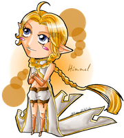 ToI : Chibi Himmel by Ariall