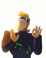 music meister agrees by pink-ninja
