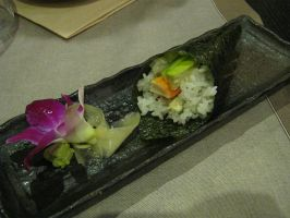 Temaki california by Sambukina