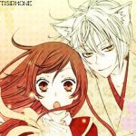 Tomoe and Nanami by Rasshy