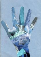 Hand of Ice by frostdemn