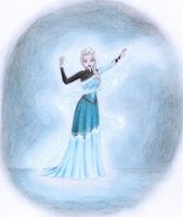 Let It Go by gold-blonde