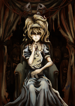 Alice Silence by MaoHell