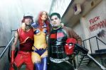Red Hood And The Outlaws by WhiteLemon