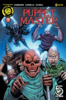 Puppet Master 19 cover by mdavidct