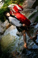 Inu Yasha - Journey by aco-rea