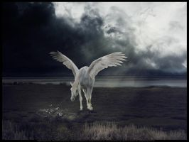 ..at.. dying angel style by mbeldesign